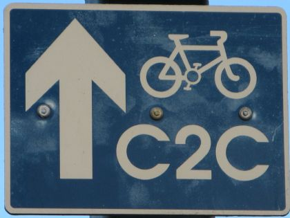 The C2C Cycle Route aka Sea to Sea (NCN 7, 14, 71)
