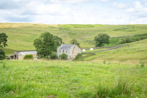 Ravenscleugh Farmhouse B&B, Wild Swimming, Camping & Northumberland Riding Holidays